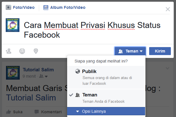 facebook page tutorial 2017