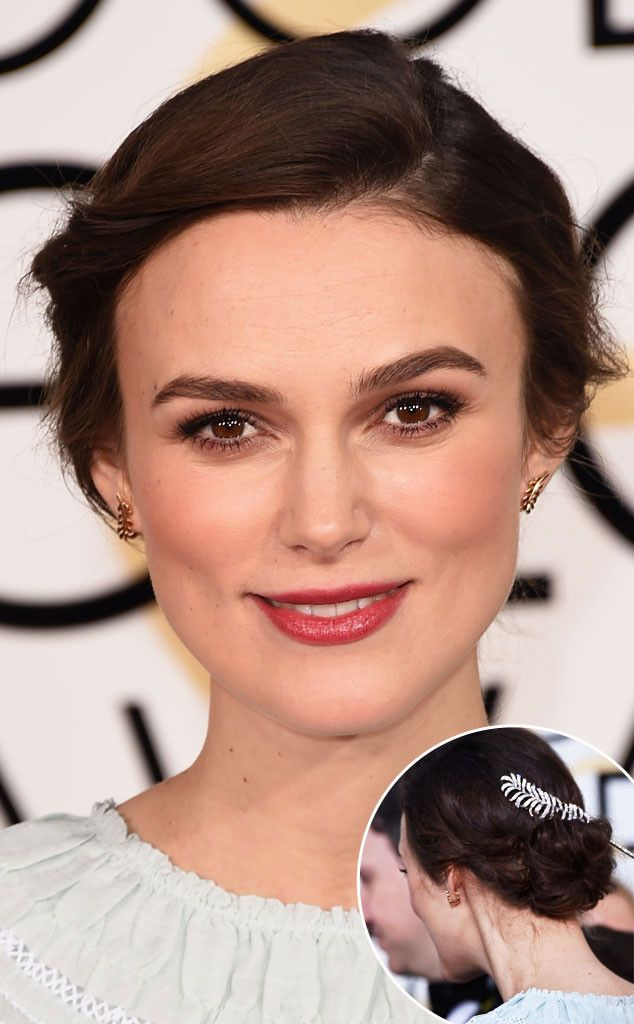 keira knightley makeup tutorial