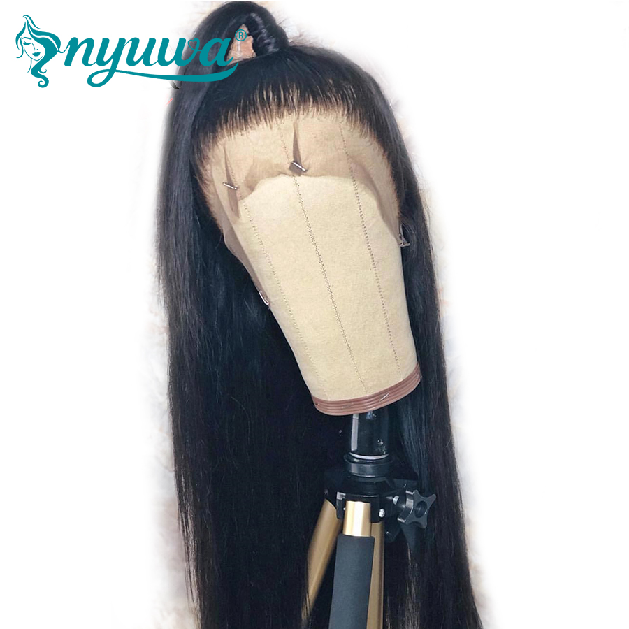 natural hairline wig tutorial