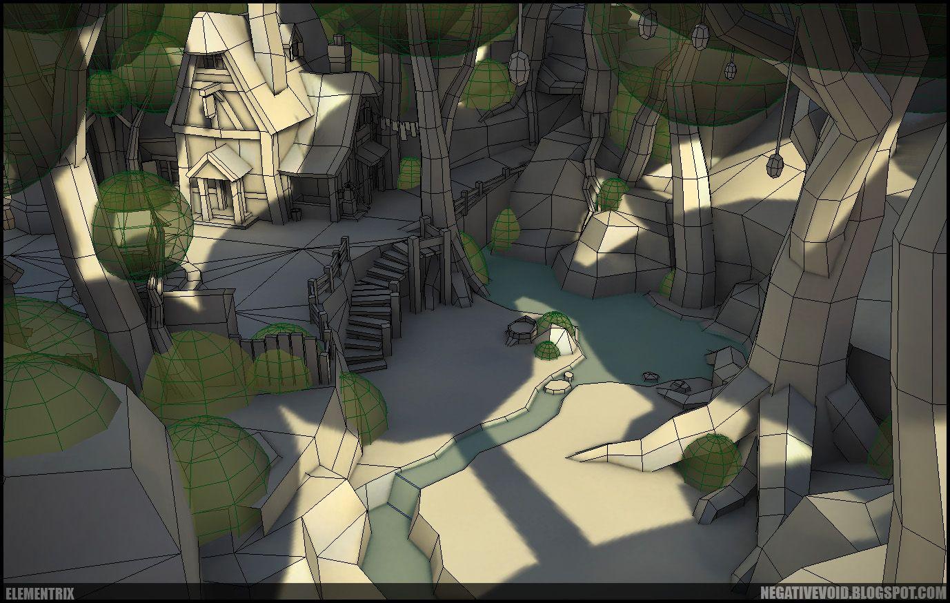 game concept art tutorial
