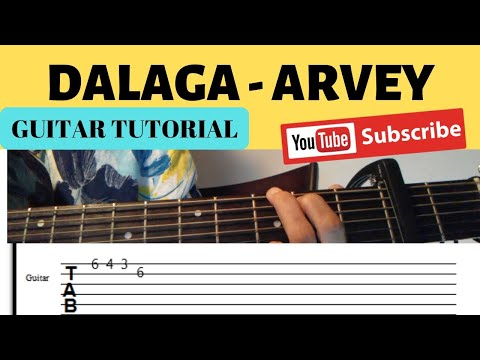 ikaw at ako guitar tutorial