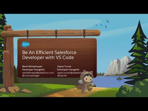 salesforce developer tutorial youtube