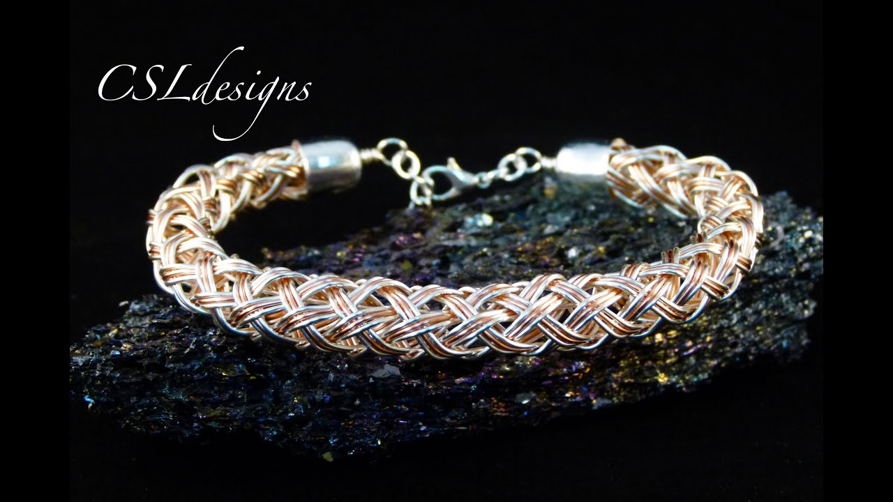 5 strand braid bracelet tutorial
