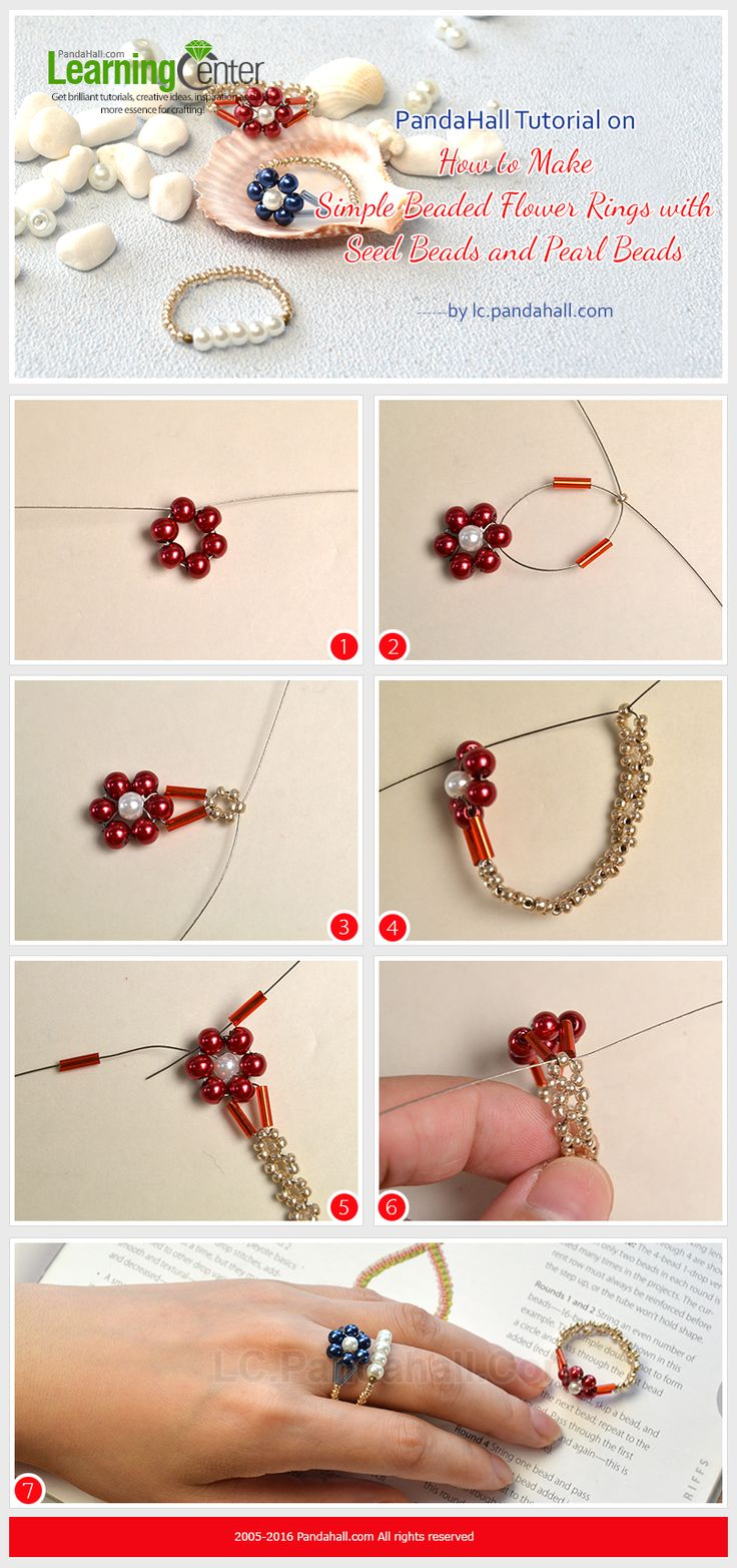 beads jewellery making tutorial