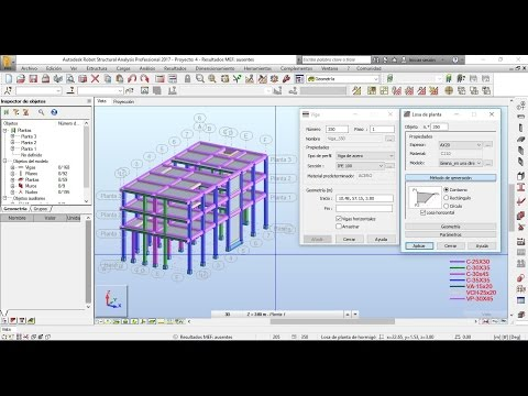 robot structural analysis 2017 tutorial