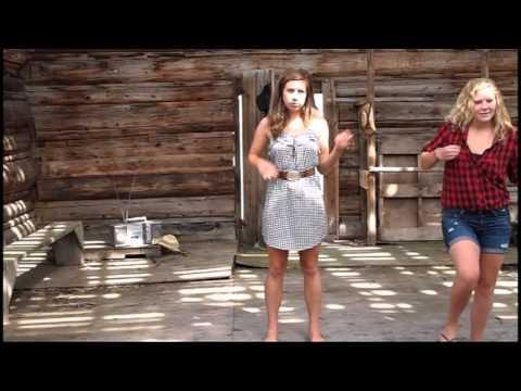 fake id line dance tutorial slow
