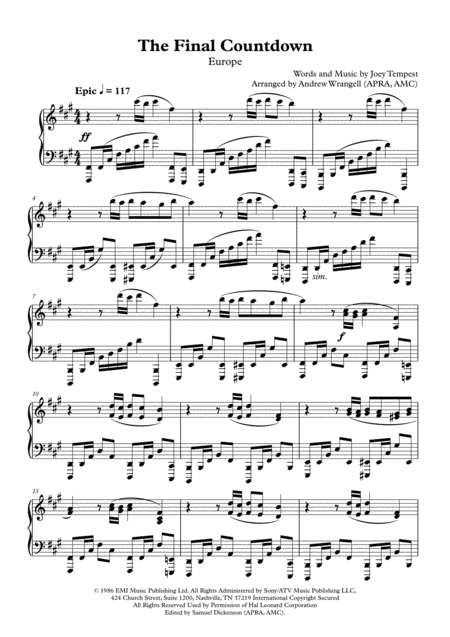 livin la vida loca piano tutorial