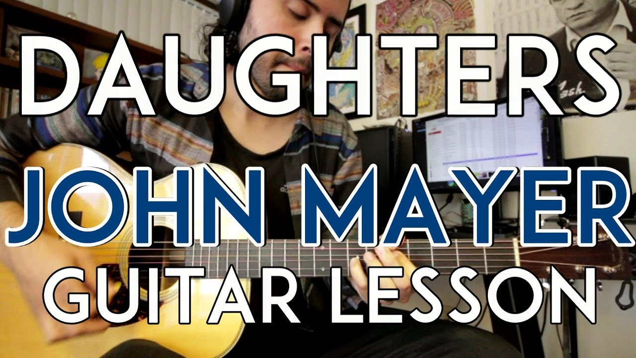 who says john mayer tutorial