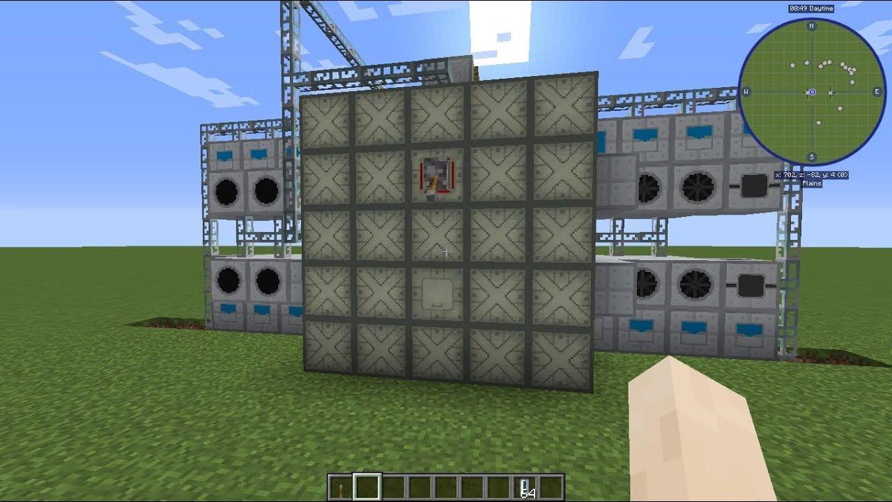 industrial craft 2 nuclear reactor tutorial