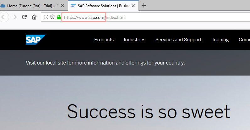 sap cloud platform tutorial