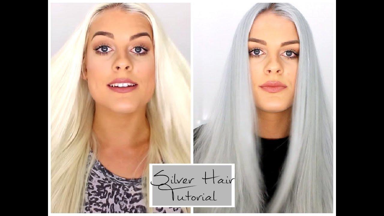 wella hair color tutorial