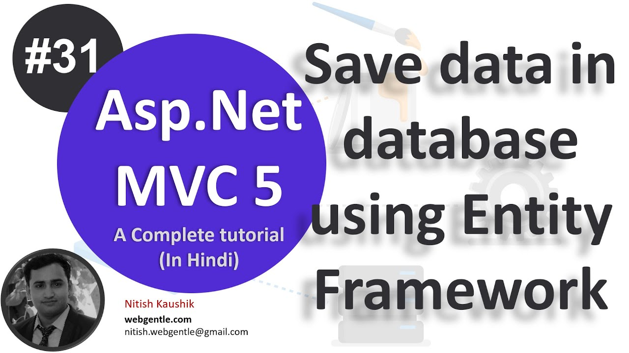 asp net mvc 5 video tutorial