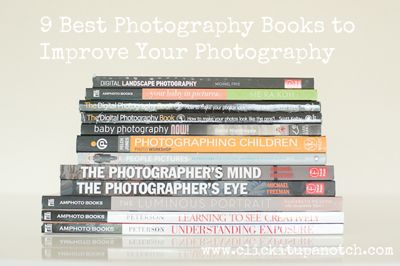 best photography tutorial books