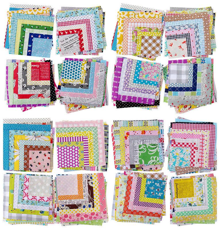 quartered stripes quilt tutorial