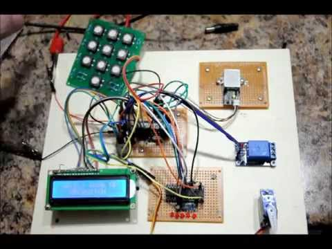 arduino fingerprint scanner tutorial