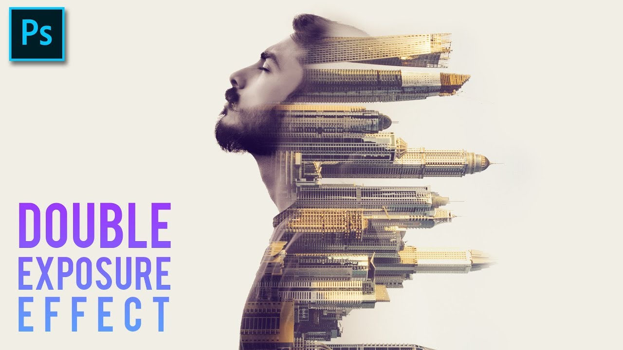 double exposure photoshop tutorial pdf