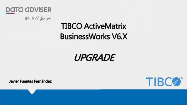 tibco business works tutorial