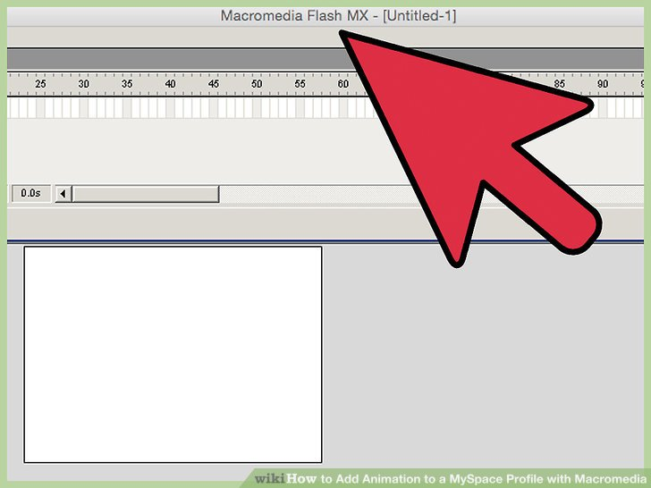 macromedia flash tutorial step by step