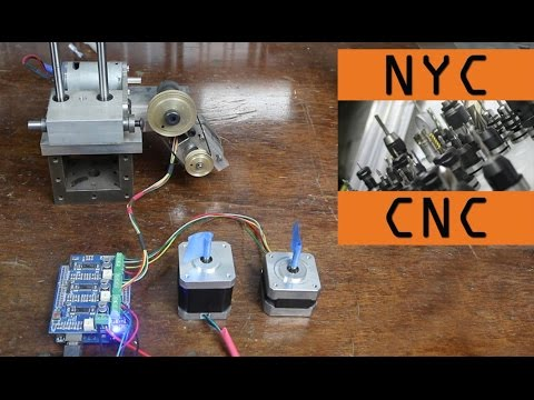arduino cnc shield tutorial