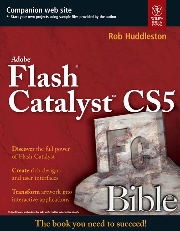 adobe flash catalyst cs5 tutorial