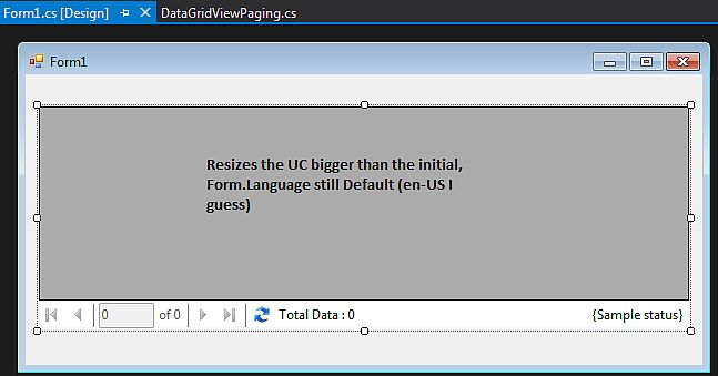 c# winforms user control tutorial