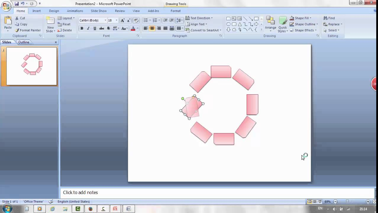 powerpoint 2007 tutorial ppt