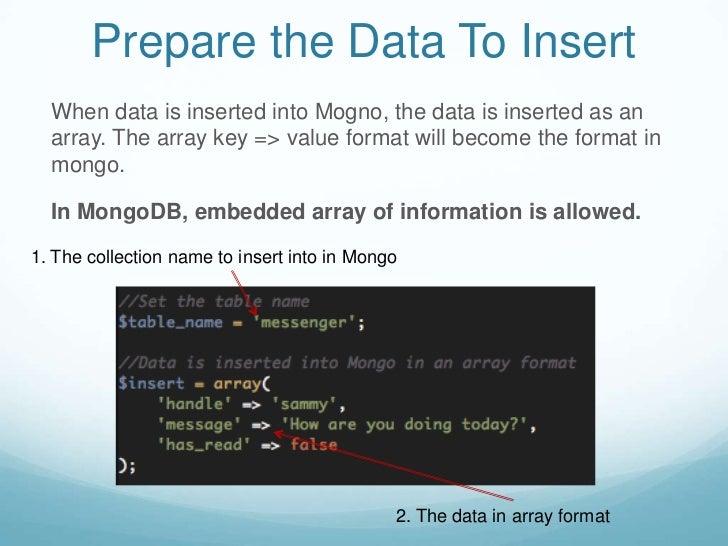 nosql database design tutorial
