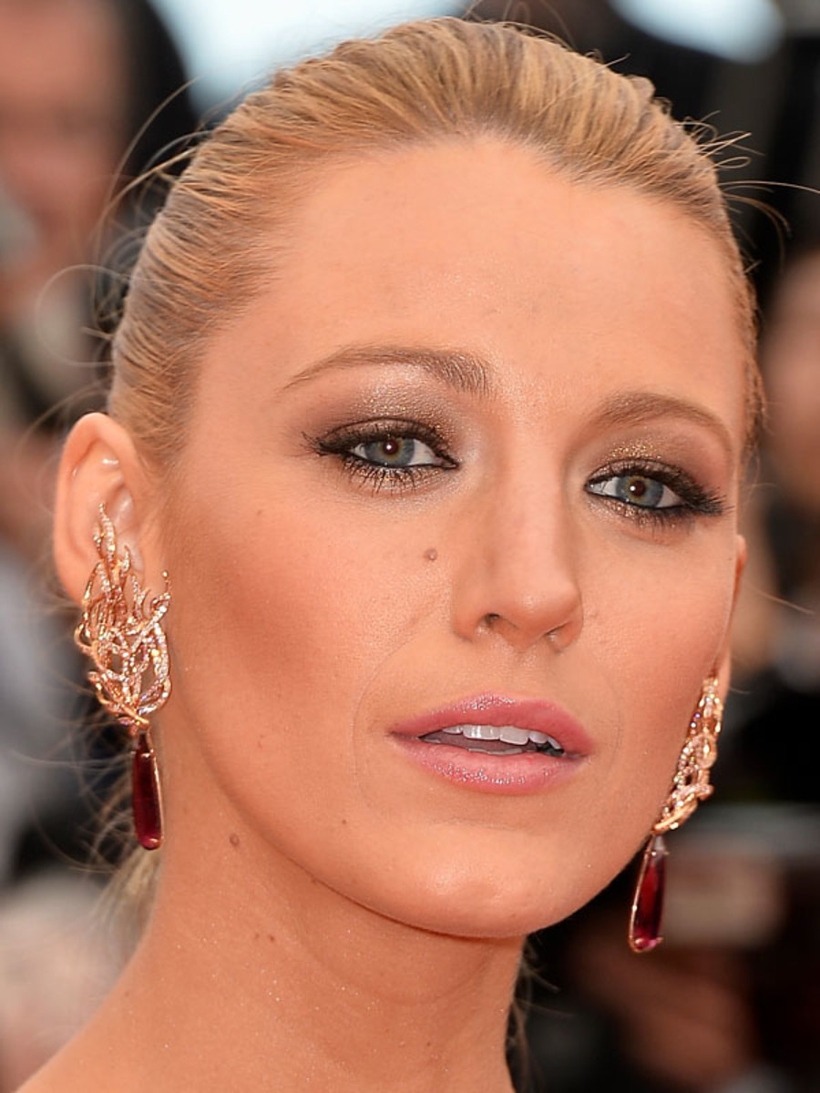 blake lively eye makeup tutorial