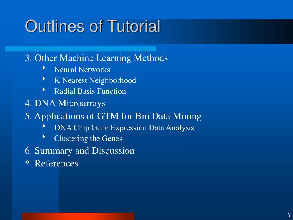 machine learning tutorial ppt