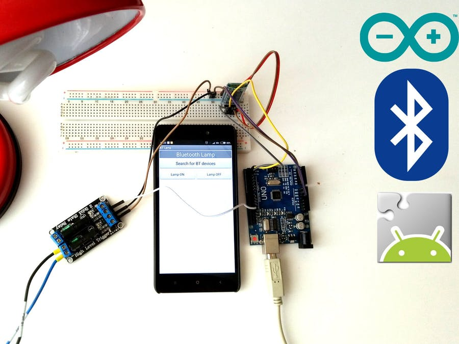 app inventor 2 arduino bluetooth tutorial