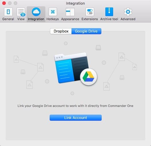 integrate google drive in android tutorial