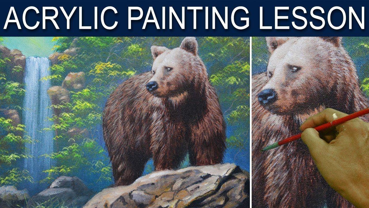 chuck black painting tutorial
