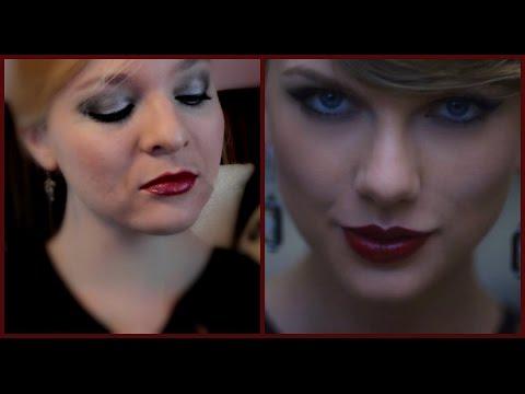 taylor swift eye makeup tutorial