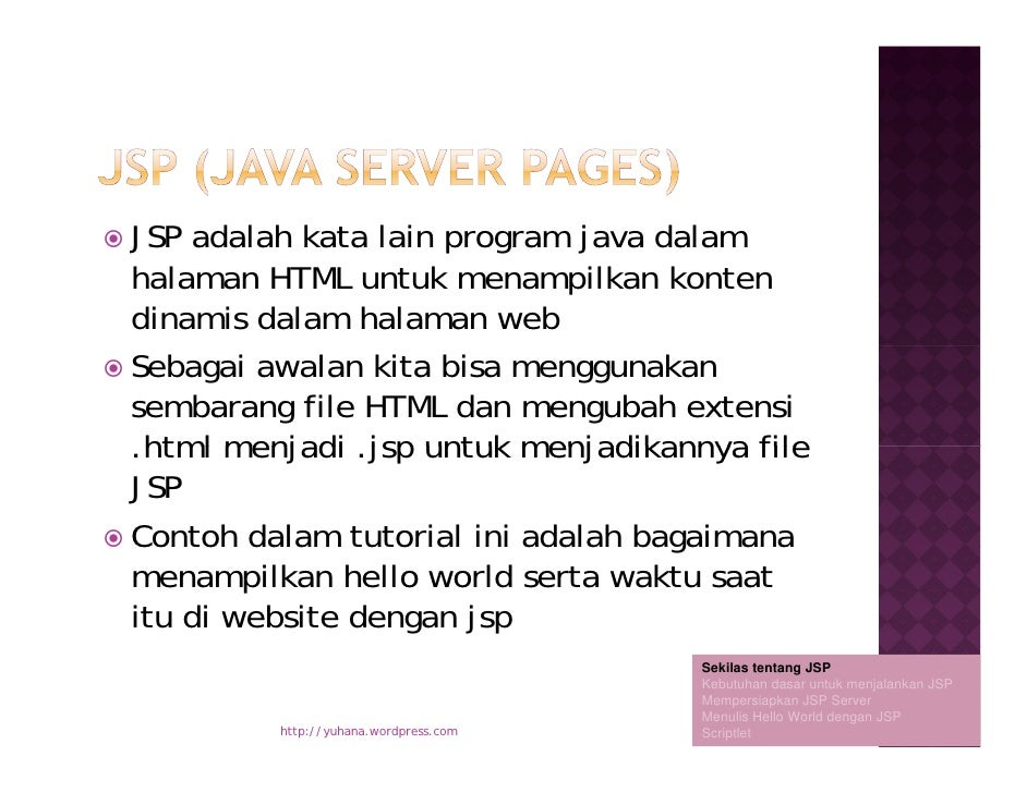 java http server tutorial