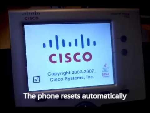 cisco ip phone spa508g tutorial