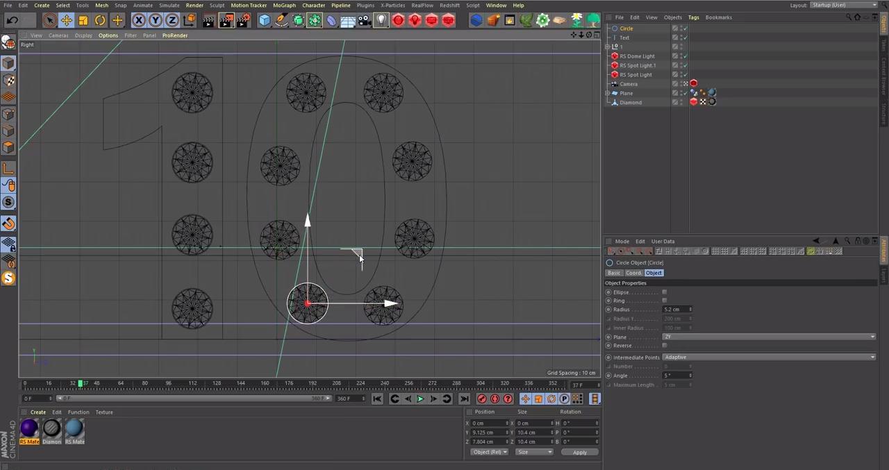 redshift cinema 4d tutorial