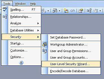 microsoft access 97 tutorial