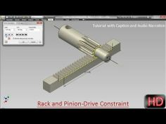 autocad parametric constraints tutorial