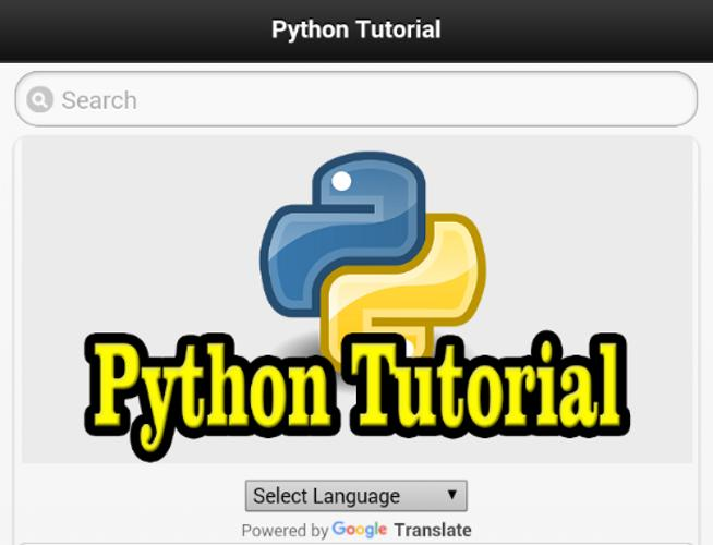 python for android tutorial pdf