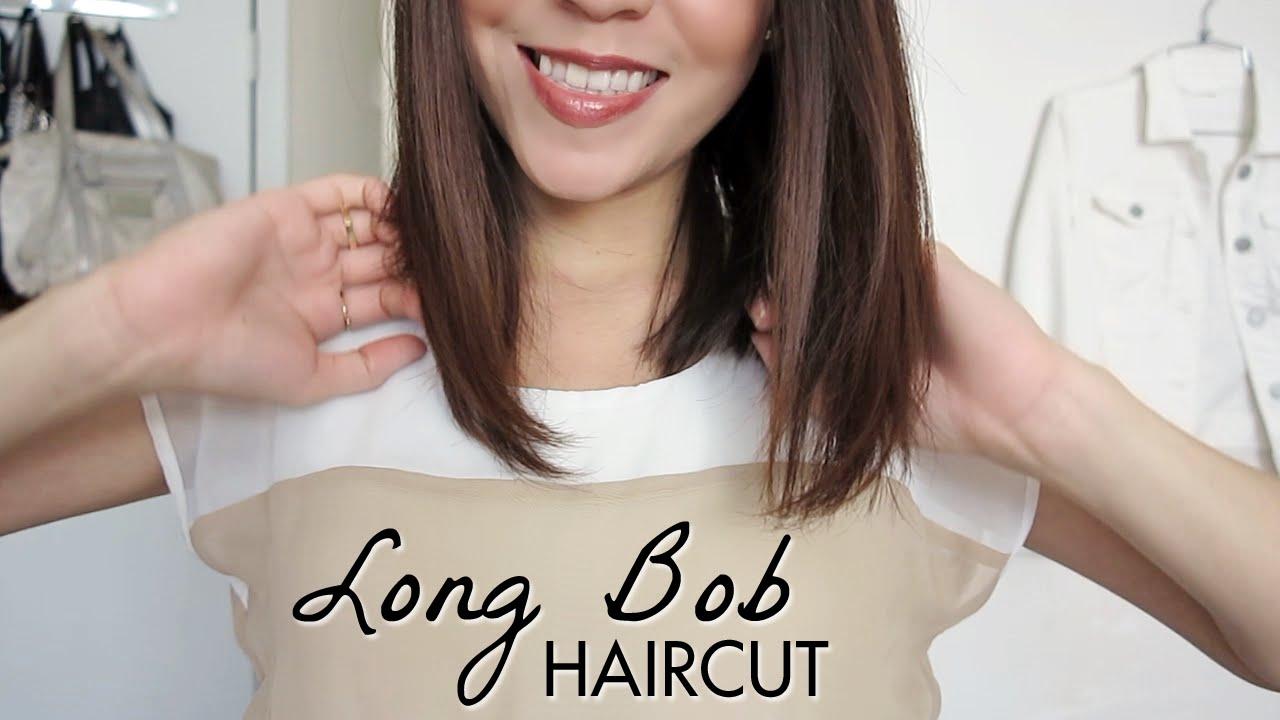 how to cut hair tutorial