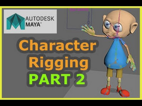 modo character rigging tutorial