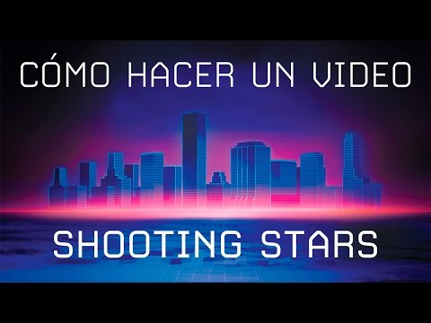 shooting star after effects tutorial