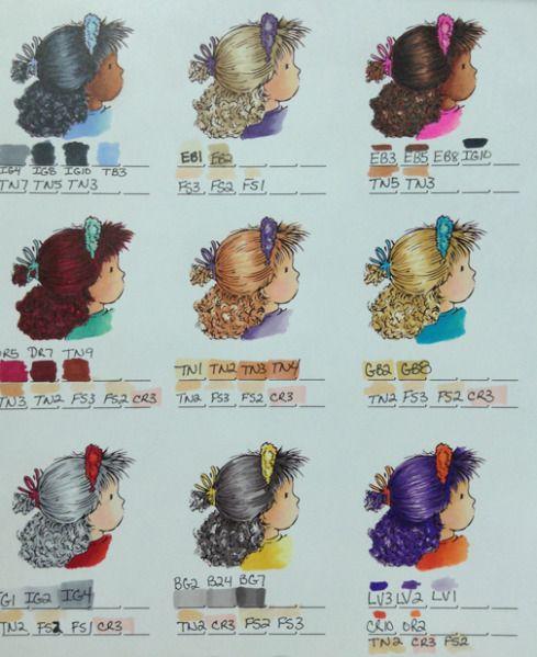 spectrum noir markers tutorial