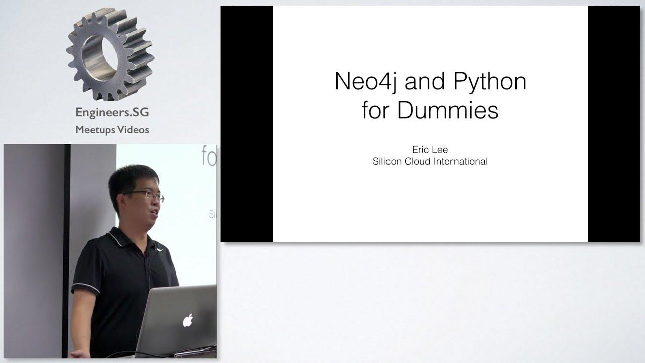 neo4j python driver tutorial