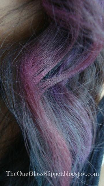 splat washable hair dye tutorial
