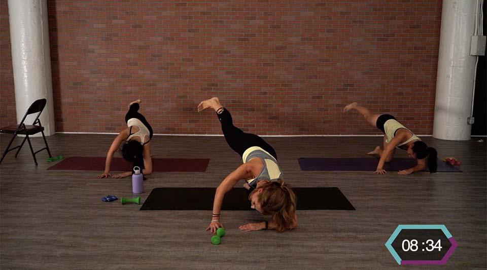 bikini body dance tutorial