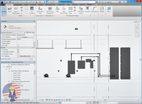 revit mep 2016 tutorial
