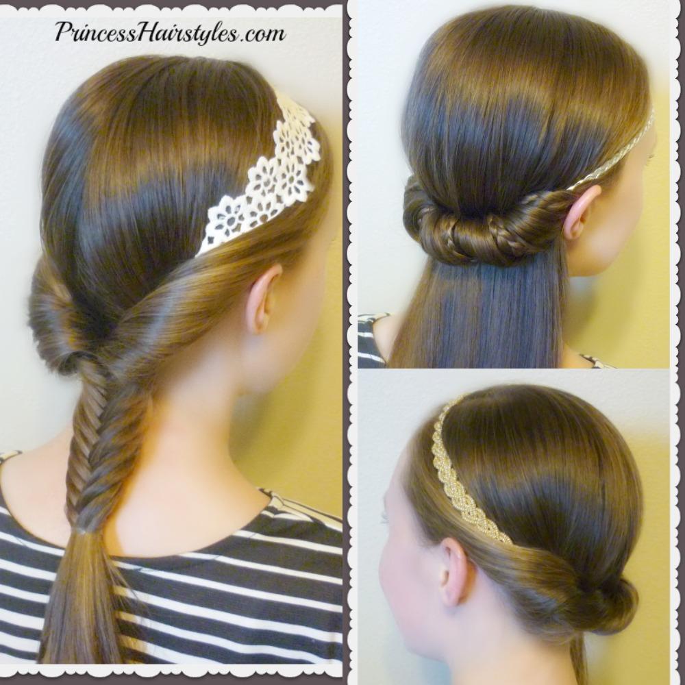 simple braid hairstyles tutorial