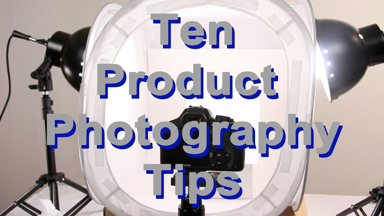 product photography tutorial youtube