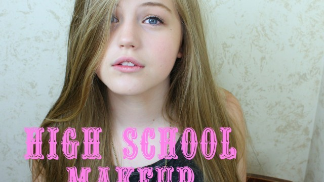 everyday makeup tutorial for teenagers